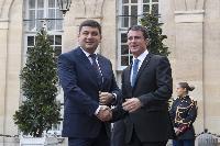 Україна і Франція відновлять роботу комісії з торговельно-економічного співробітництва