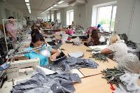 Власника швейного цеху оштрафували на пів мільйона гривень